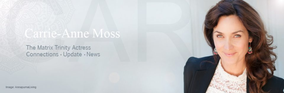 Carrie-Anne Moss fansite