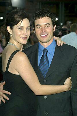 The Matrix Reloaded Premiere 2003