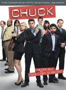Chuck tv series season 5 2011-2012