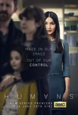 Humans tv series 2016
