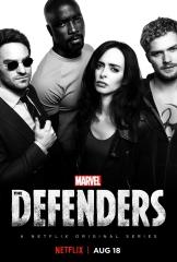 The Defenders tv series 2017