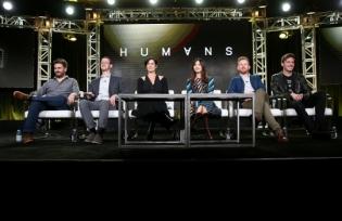 'Humans' Winter Television Critics Association Press Tour 2017