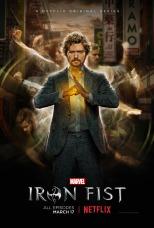 Iron Fist tv series 2017