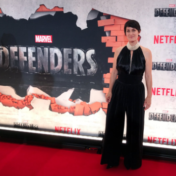 'Marvel's The Defenders' New York premiere 2017