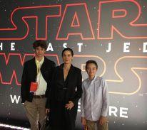 Star Wars: The Last Jedi premiere 2017