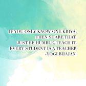 an element of kundalini yoga and meditation