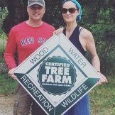 Tree farm Dream Nature Soul Community Friendship Conciousness. Create the life you crave