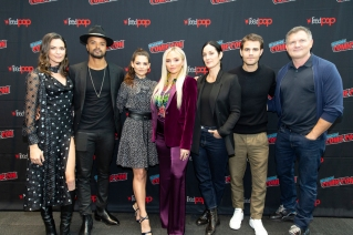 The CBS All Access series Tell Me A Story at New York Comic Con 2019
